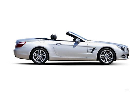 Mercedes-Benz SL 250 gebraucht kaufen